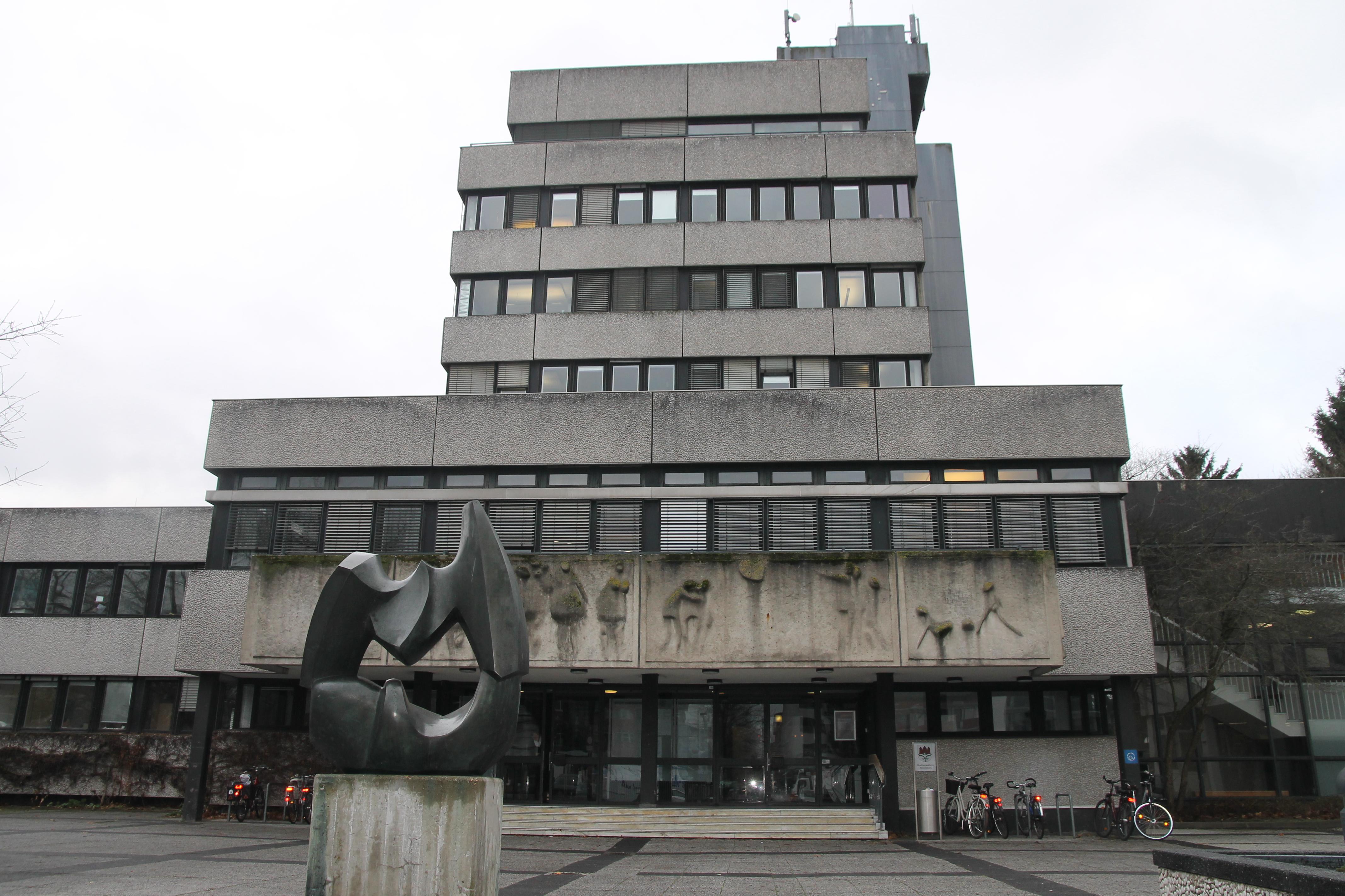 Stadt Ahrensburg Rathaus