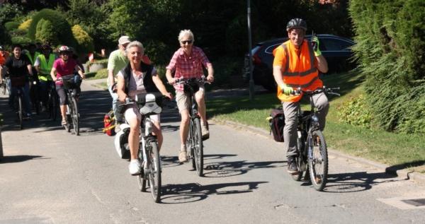 Ahrensburg: Fahrradtour nach Steinhorst