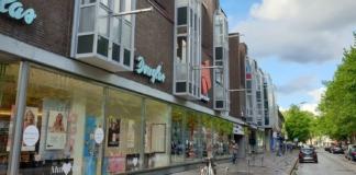 Ahrensburg: Hamburger Straße und Nessler