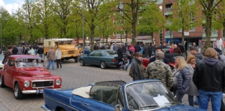 Oldtimer-Show in Ahrensburg