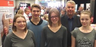 AUF IN DIE WELT-Messe in Ahrensburg