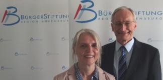 Simone Drees und Dr. Michael Eckstein
