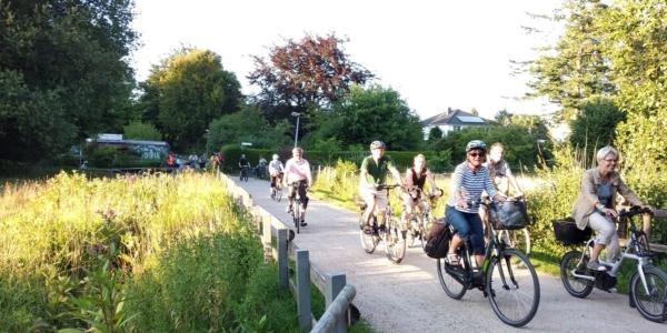 Bargteheide: Fahrradtour zum Museum und zum Hofcafé