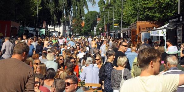 Ahrensburg: Verkaufsoffener Sonntag am 01.09.2019