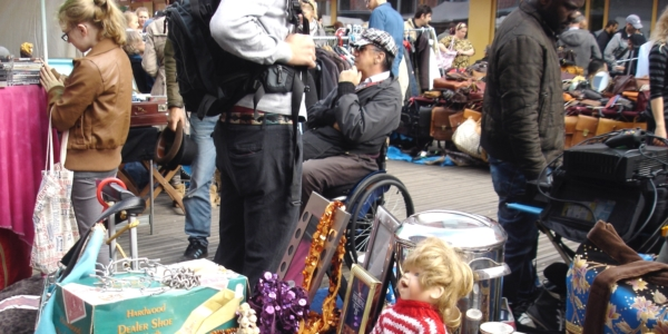 Ahrensburg: Flohmarkt