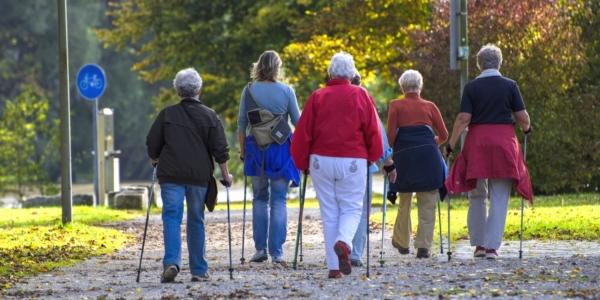 Großhansdorf: Mit Nordic Walking fit in den Herbst