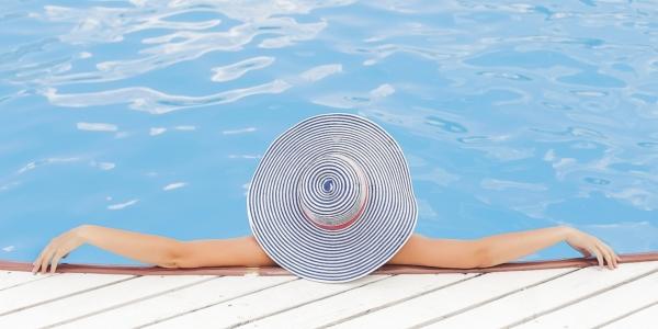 Bargteheide: Mondschein-Schwimmen 2019