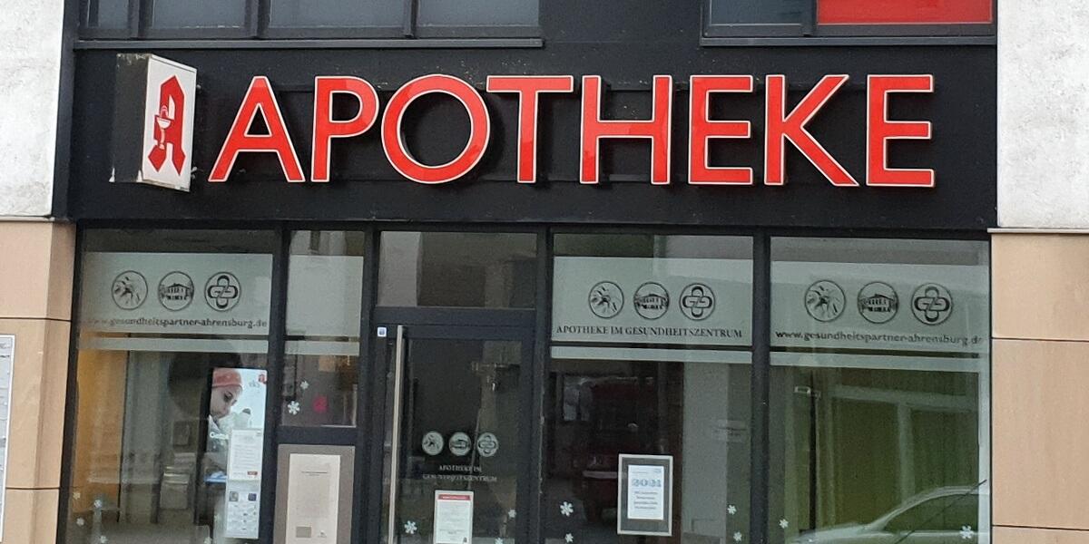 Ahrensburg Apotheke Gesundheitszentrum 2021.01.01 Ec aq tiny